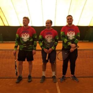 Теннисный турнир среди любителей NWTennisTeam !!!